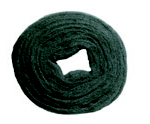 STEEL WOOL DISC, REVERSIBLE